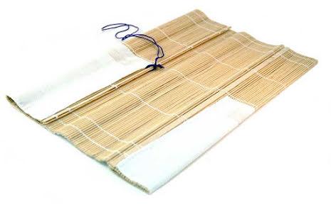 Bambu penselmatta 36x36cm