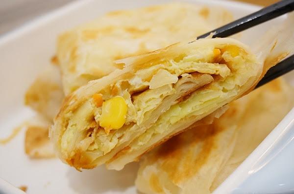 咬咬食物 咬咬手工蛋餅尬小魚乾辣椒超正|八德路早餐、台北手工蛋餅推薦、近育達高職|附菜單MENU