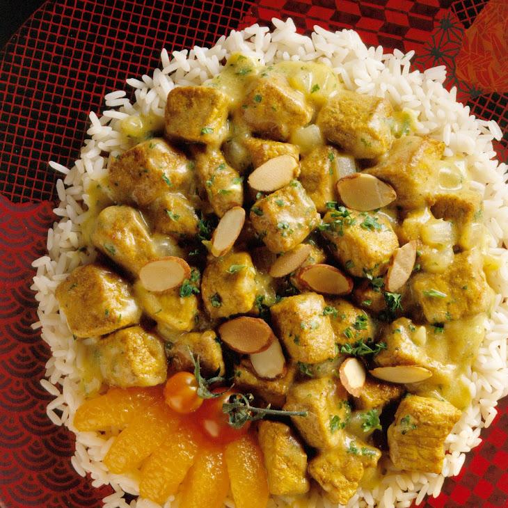 Bombay Pork Skillet Recipe