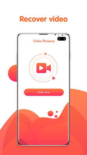Deleted video recovery - Super video restore 1.0 screenshots 1