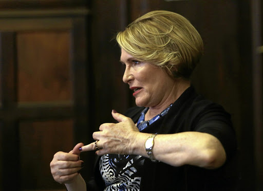 LISTEN | Helen Zille defends EFF 'Nazis' claim, compares Malema to Hitler