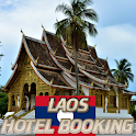 Laos Hotel Booking icon