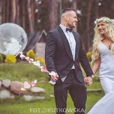 Wedding photographer Monika Kutkowska (fotokutkowska). Photo of 25.07.2017