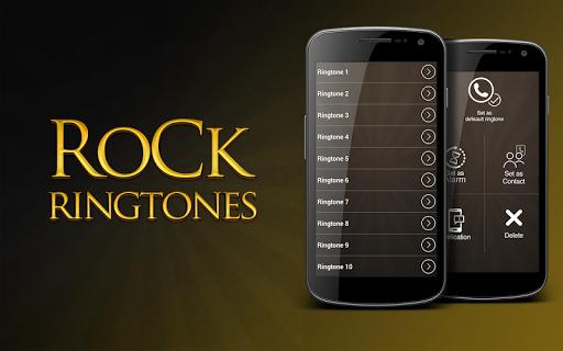 Top Rock Ringtones