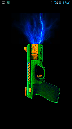 Virtual stun gun