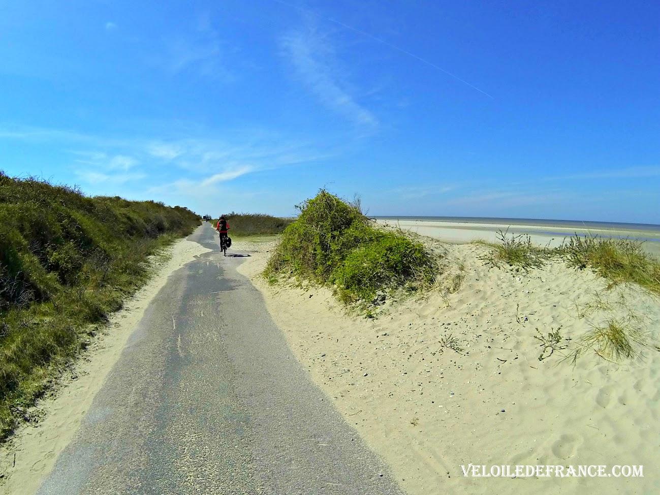 A vélo dans la Baie de Somme sur