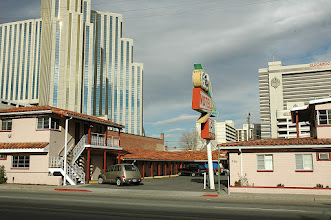Photo: El Ray is a U-shaped joint. Eldorado towers behind. Our opening ceremony will happen here. June 16th, 2011 @ 6pm.