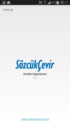 Sözlük ve Metin Çeviri