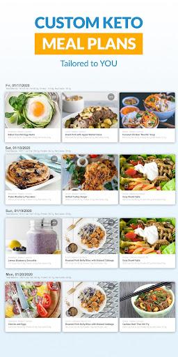 Total Keto Diet: Low Carb Recipes & Keto Meal Plan 4.0 screenshots 4