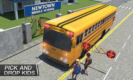 Coach Bus Simulator - City Bus Driving School Test 1.7 screenshots 6