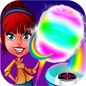 Rainbow Cotton Candy Maker 2
