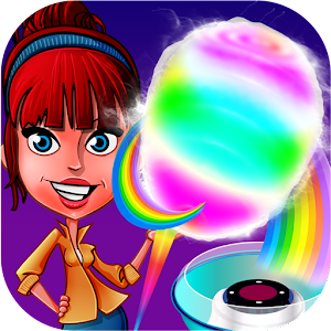 Rainbow Cotton Candy Maker 2 for PC and MAC