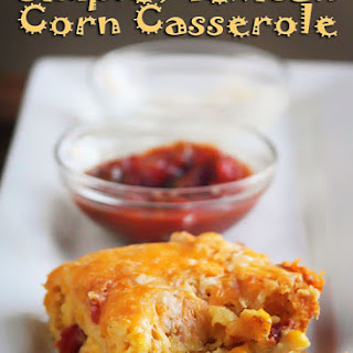 Mexican Creamed Corn Casserole Recipes