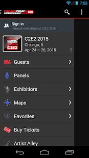 C2E2- screenshot thumbnail