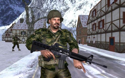 Survival Squad Free Fire Unknown Firing Battle screenshot 1
