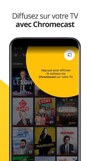 Molotov - TV en direct et en replay 3.2.0 screenshots 5