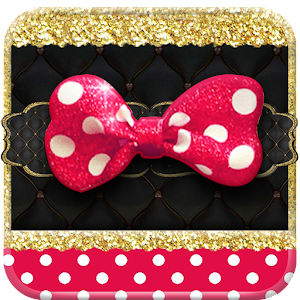 Rosa Gold Bowknot android apps download