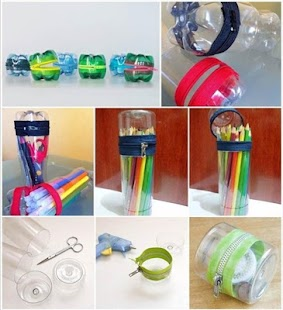 DIY Plastic Bottle Craft Ideas - Android Apps on Google Play