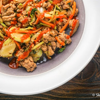 Ground Turkey Stir Fry Healthy Recipes