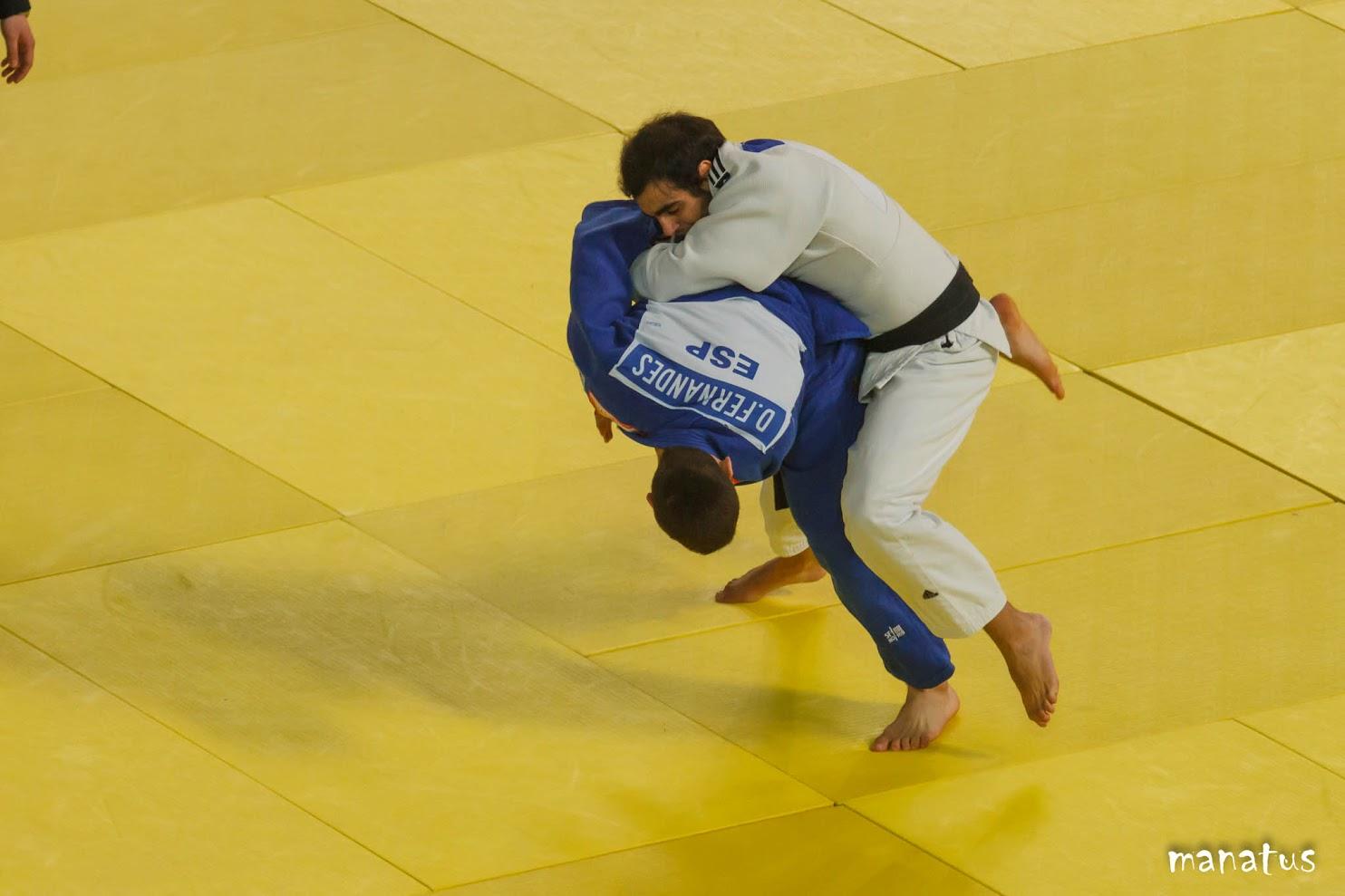 manatus judo