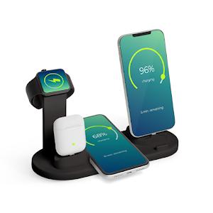 Statie multifunctionala de incarcare wireless
