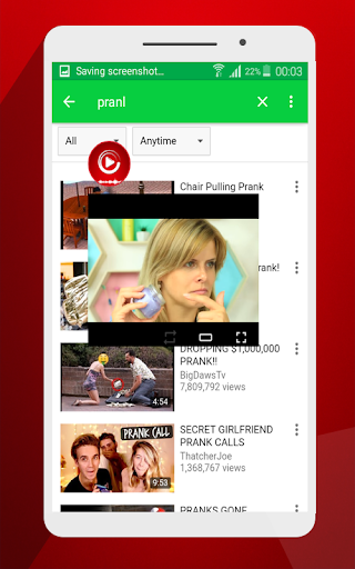 FloaTube Free music for YouTube - Stream player 1.0 screenshots 4