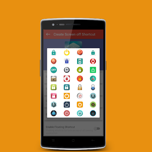 Screen Lock Pro : Power Button Savior (Unreleased) app for Android screenshot