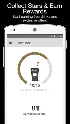 Starbucks Turkey 1.3.3 screenshots 6