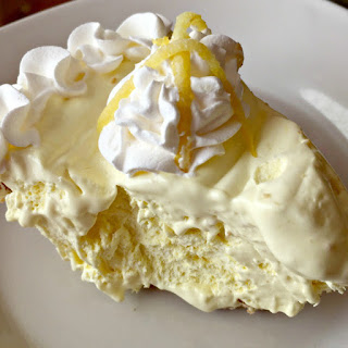 Lemonade Pie.