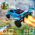 Rocket Car Football Soccer League Champion icon
