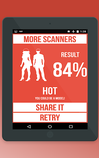Sexy Hot Detector Prank for Android apk 2