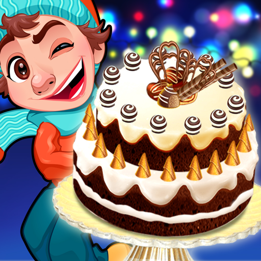 Cake Maker Chef, Cooking Games Bakery Shop Android APK Download Free By Funstorm Entertainment