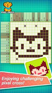 Pixel Cross-Nonogram мод