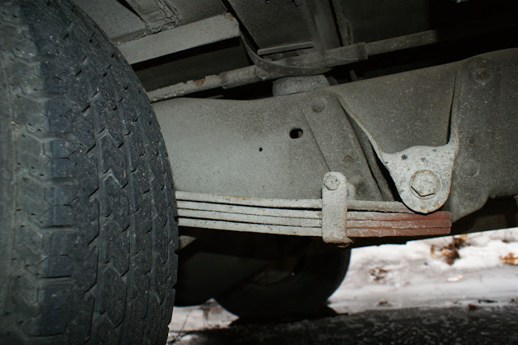 E350 rear springs - Ford Truck Enthusiasts Forums