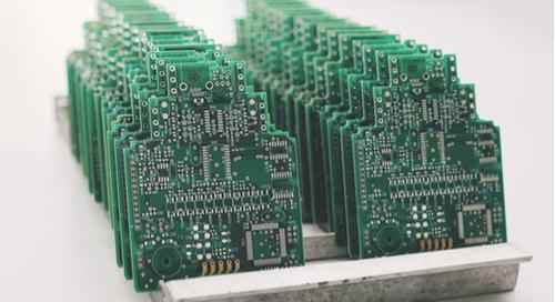 Bestückungsbereite PCBs