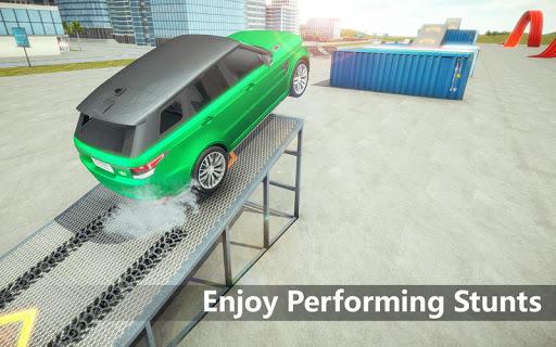 Crazy Car Driving & City Stunts: Rover Sport 1.8 Screenshots 15