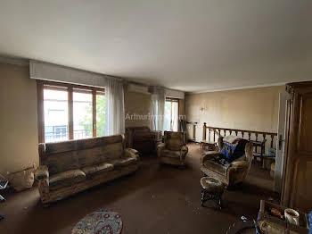 Appartement 3 pièces 73,83 m2