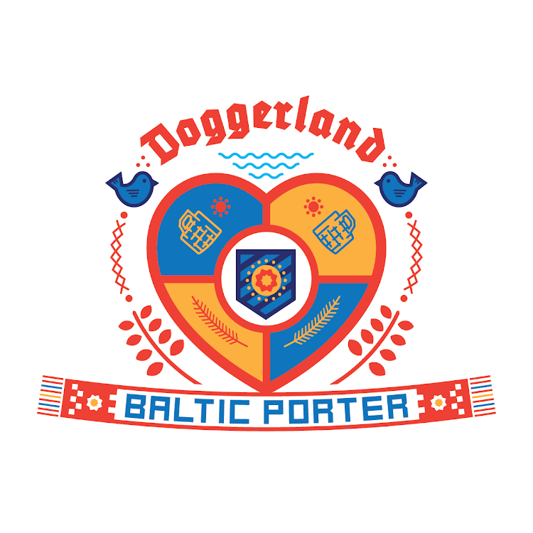 Logo of Oakshire Doggerland Baltic Poter