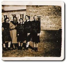 Photo: Od prawej: Sekścińska Daniela, Piekarska Anna, Rainko Halina, Bazydło Anna, Bednarczyk Anna