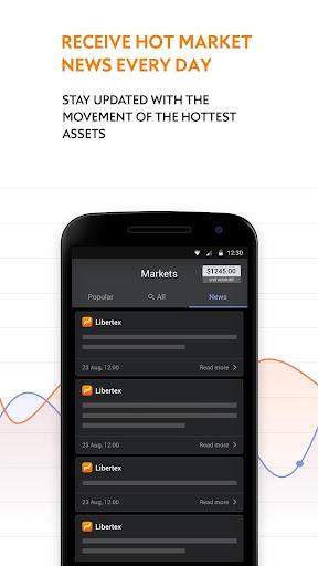 Libertex - online trading: Forex & Bitcoin CFD's 2.23.2 screenshots 7