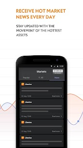 Libertex – online trading: Forex & Bitcoin CFD's App Latest Version Download For Android and iPhone 7