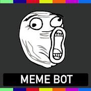 Meme Bot - Create Memes on Go!