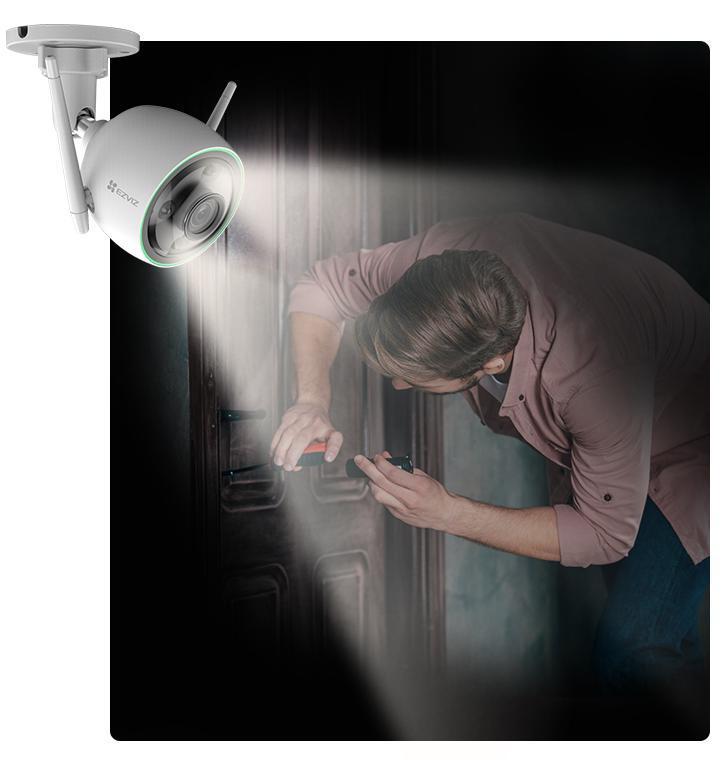 giá bộ camera chống trộm