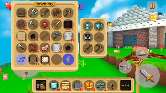 Pocket Craft Pokecraft Edition- screenshot thumbnail