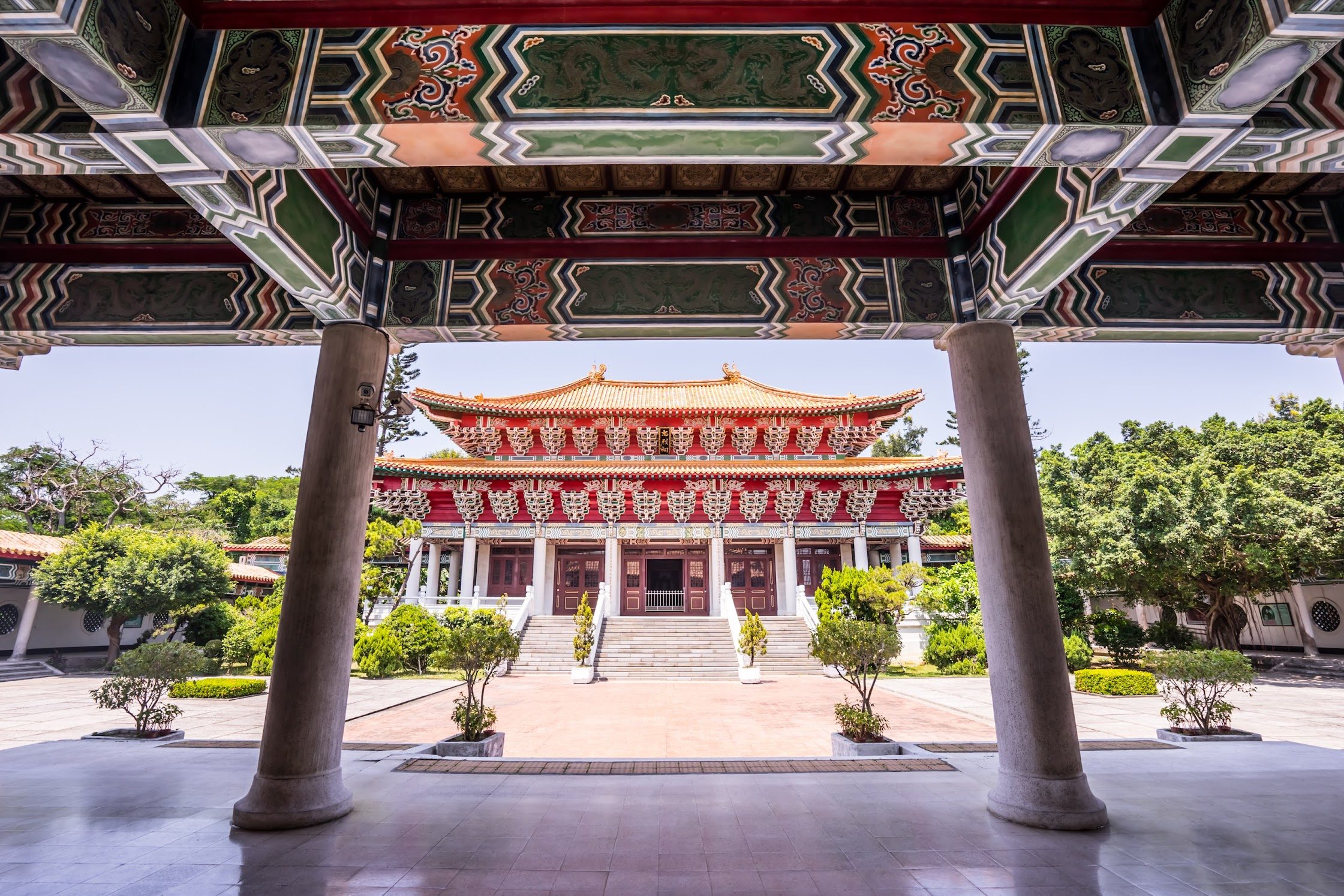 Kaohsiung Martyrs' Shrine2