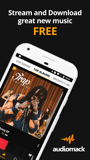 Audiomack: Download New Music Offline Free 5.3.5 screenshots 1