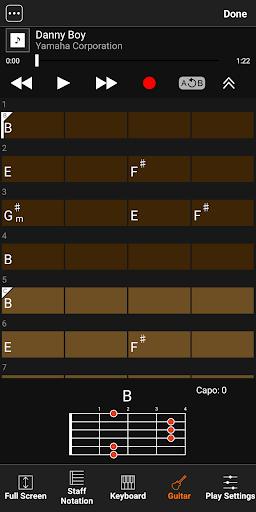 Chord Tracker ss3