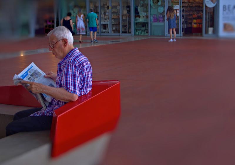 lettura su carta di ruggeri alessandro