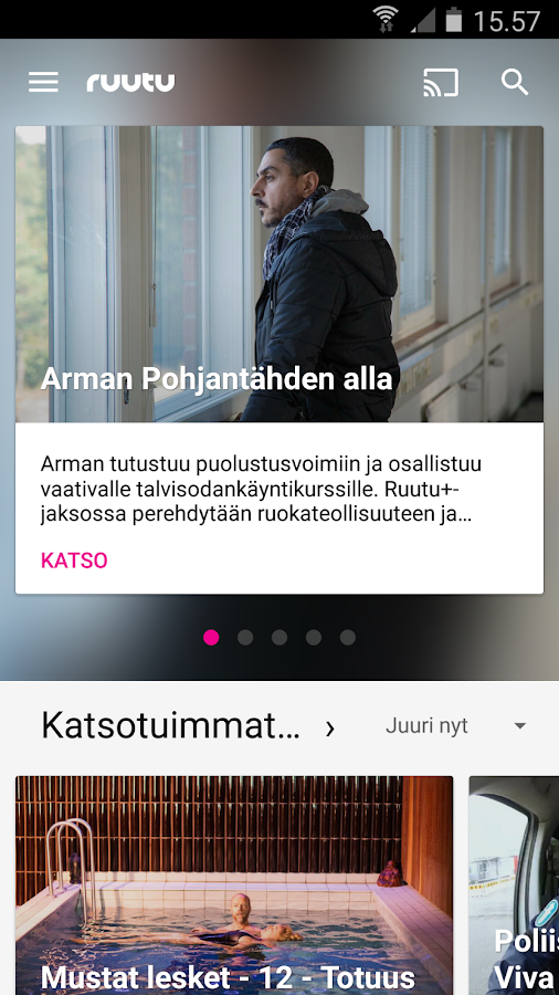 Ruutu- screenshot