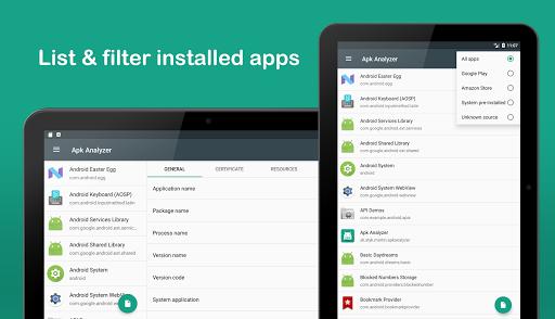 Apk Analyzer 2.6.1 screenshots 8
